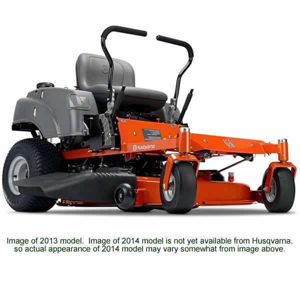 Husqvarna Rz5426 54 Quot 26hp Zero Turn Lawn Mower 2014