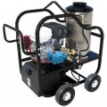 Hot Water Honda GX390 Portable AR 4GPM 4000PSI