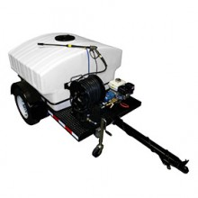 Cam Spray Professional 2500 PSI (Gas-Cold Water) Trailer Pressure Washer