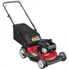 "MTD Yard Machines (21"") 140cc 3-In-1 Self-Propelled Lawn Mower"