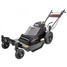 "Swisher Predator Talon (24"") 11.5 HP Electric Start Walk Behind Rough Cut Mower w/ Caster Wheels"