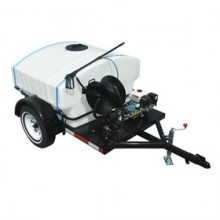 Cam Spray Professional 4000 PSI (Diesel-Cold Water) Trailer Pressure Washer
