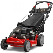 "Snapper (21"") 190cc Hi-Vac Self-Propelled Electric Start Lawn Mower, Scratch-N-Dent Model"