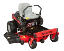Gravely ZT 50 inch 25 HP (Kohler) Zero Turn Mower