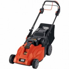 "Black & Decker (19"") 36-Volt Cordless 3-In-1 Self-Propelled Lawn Mower"