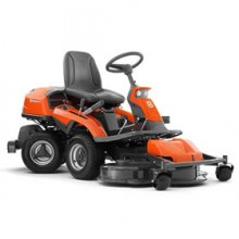 "Husqvarna R322T (41"") 20HP All-Wheel Drive Articulating Riding Mower w/ Combi Deck"
