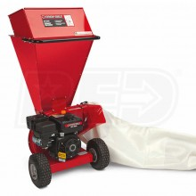 "Troy-Bilt (2"") 208cc Chipper Shredder"