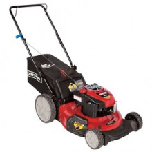 "Craftsman (21"") 190cc Low-Wheel Rear Bag Push Lawn Mower"