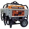 Generac XP8000E - 8000 Watt Electric Start Professional Portable Generator (CA Compliant)