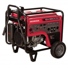 Honda EM6500S Power Equipment