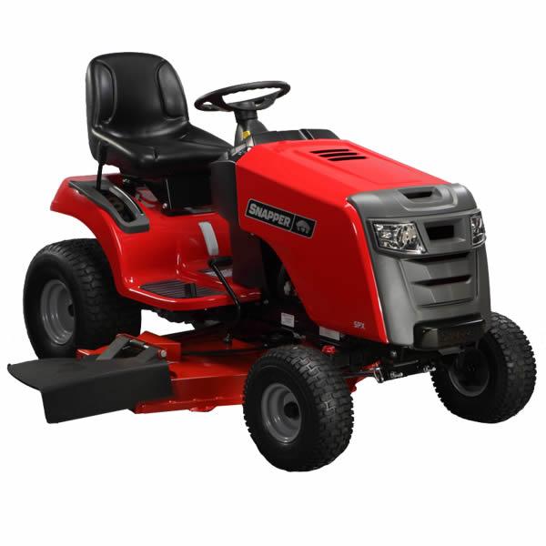 snapper spx  hp deluxe lawn tractor