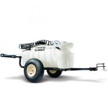 Agri-Fab 25-Gallon Tow Behind Sprayer