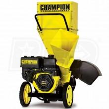 "Champion (3"") 338cc Chipper Shredder"