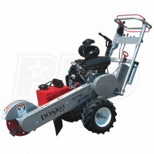 Dosko 688cc Honda Self-Propelled Electric Start Stump Grinder