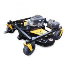 "Berco (60"") 17.5HP Finish Cut Tow-Behind Mower w/ Electric Lift"