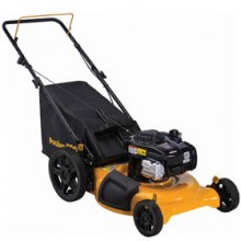 "Poulan Pro PR550H (21"") 140cc 3-In-1 High Wheel Push Lawn Mower"