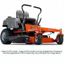 "Husqvarna RZ46215 (46"") 21.5HP Kawasaki Zero Turn Lawn Mower (2014 Model)"
