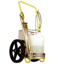 Peco 5 Gallon Power Sprayer for Caustic Solutions