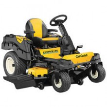 "Cub Cadet Z-Force ZF SX48 (48"") 24HP Kawasaki Zero Turn Mower w/ Steering Wheel"