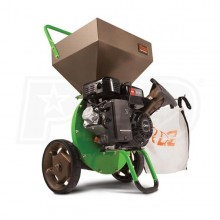 "Tazz K32 (3"") 212cc Chipper / Shredder With Viper Engine (Scratch & Dent)"