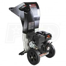 "Brush Master (3"") 11-HP 270cc Self-Feeding Chipper Shredder"