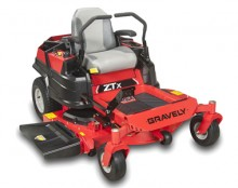 Gravely ZT X 42 inch 24 HP (Kohler) Zero Turn Mower