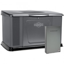 Briggs & Stratton 20kW Standby Generator System (400A Split Service Disconnect + AC Shedding)
