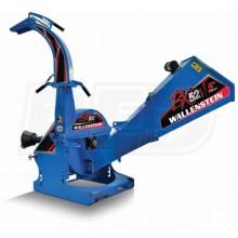 """Wallenstein (5"""") 540-1000 RPM PTO Chipper - Blue"""