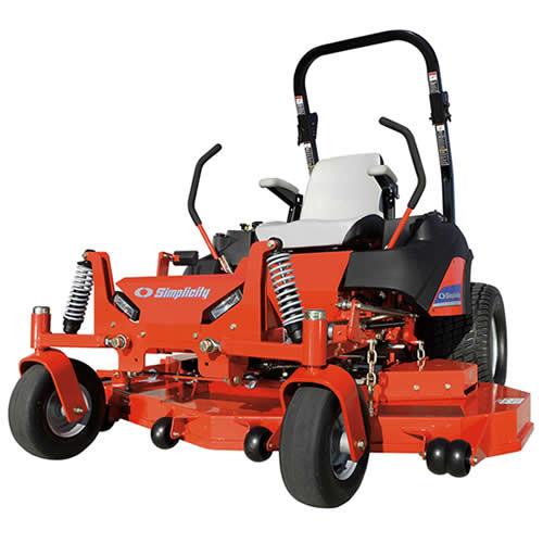 Simplicity Cobalt 61 Quot 30hp Zero Turn Lawn Mower W Rops