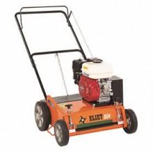 """Eliet E501 (20"""") 6.5HP Fixed Blade Power Rake Dethatcher"""