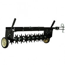 "Agri-Fab (36"") Tow-Behind Spike Aerator"