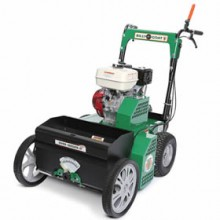 "Billy Goat (22"") 270cc Honda Self-Propelled Overseeder With Auto Drop™"