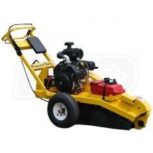 PowerTek 20-HP Kohler Electric Start Stump Grinder