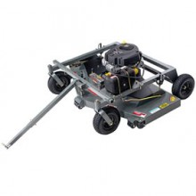"""Swisher (66"""") 19HP Finish Cut Tow-Behind Trail Mower w/ Electric Start (CA-Carb Compliant Model)"""