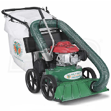 "Billy Goat (27"") 190cc Walk Behind Lawn/Litter Vacuum"