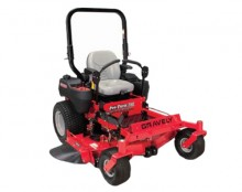 Gravely Pro-Turn 260 XDZ 60 inch 25 HP (Kohler) Zero Turn Mower
