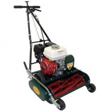"California Trimmer (20"") 5-Blade Honda GX Power Reel Mower"