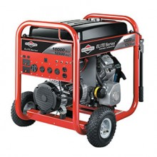 Briggs & Stratton 30207 - 10,000 Watt Electric Start Portable Generator