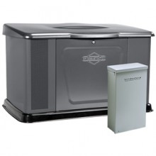 Briggs & Stratton 20kW Standby Generator System (200A Service Disconnect + AC Shedding)