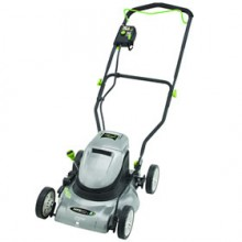 "Earthwise (17"") 24-Volt Cordless Electric 2-in-1 Push Lawn Mower"