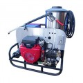 Cam Spray Professional 4000 PSI (Gas-Hot Water) Belt-Drive Skid Pressure Washer w/Generator