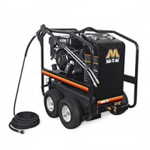 Mi-T-M Professional 3000 PSI (Gas-Hot Water) Pressure Washer w/ Honda OHV
