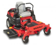 Gravely ZT X 52 inch 25 HP (Kohler) Zero Turn Mower