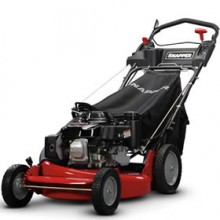 "Snapper (21"") Honda GX160 Commercial HI-VAC Self-Propelled Lawn Mower"