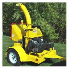 "PowerTek (7"") 28-HP Hydro-Feed Tow-Behind Chipper"