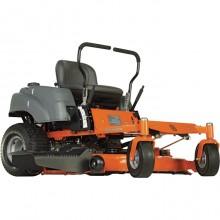 Husqvarna Zero-Turn Mower — 726cc Kawasaki Engine, 54in. Deck, Model# RZ5424