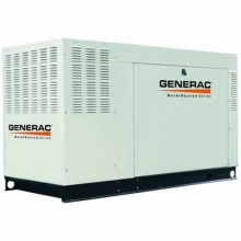 Generac QuietSource Series 48 kW Standby Power Generator (Premium-Grade)