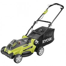 "Ryobi (16"") 40-Volt Lithium-Ion Cordless Walk-Behind Lawn Mower (Battery Not Included)"