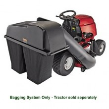 "Toro/MTD Twin Grass Bagging System (fits 2009 and older 38"" & 42"" tractor decks)"