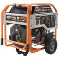 Generac XG10000E - 10,000 Watt Electric Start Portable Generator